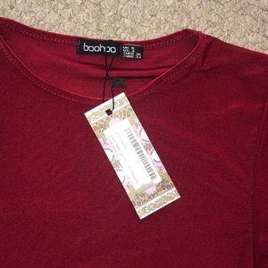 Boohoo Dresses - Brand NEW body con dress. Size SMALL